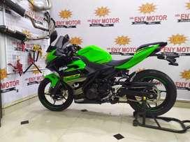 Restock Kawasaki New Ninja 250 FI Th 2018 km 8 rb super istimewah