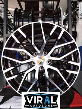 Free Spooring Velg Mobil Ring 18 Untuk Innova Nisan Juke CRV HRV DLL