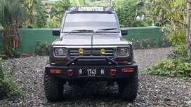 Taf GT 4x4 Variasi