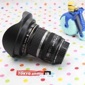 Lensa Canon EFS 10-22mm (Kode P050)