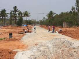 Ready to Construct Villa Plots for Sale Near Yelahanka, Off Airport Rd