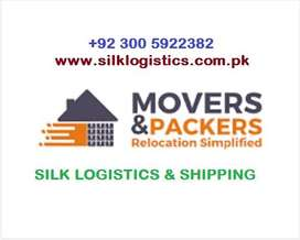 SILK Packers & Movers Lahore