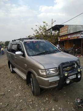 Chevrolet Tavera 2009 Diesel Well Maintained
