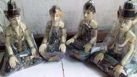 Patung loro blonyo / Manten jawa ukuran 35 cm