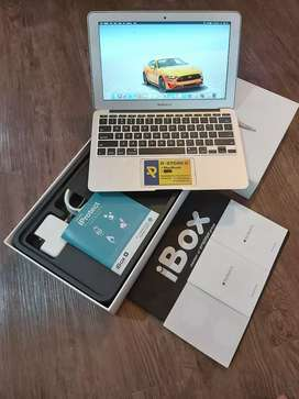 "Macbook Air 11"" 2015 ex ibox Fullset"