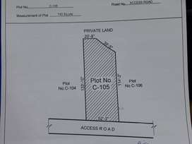 COMMERCIAL 5 STORY PLOT IN RAWAT INDUSTRIAL ESTATE RCCI