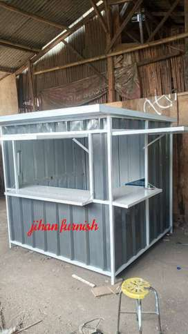 booth container untuk usaha anda