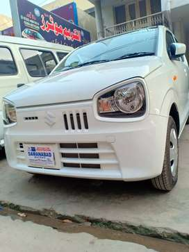 Suzuki Alto VXL Already Bank Leased Car Available Al Kareem Motors