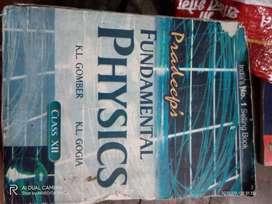 Pradeep's fundamental physics