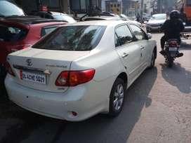 Toyota Corolla Altis 1.8 G, 2010, Cng