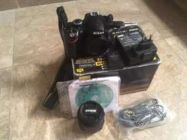 My nikkon cemra d3200 good condition everything ok no isshue