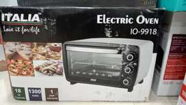 ITALIA electric Oven 3000/- only