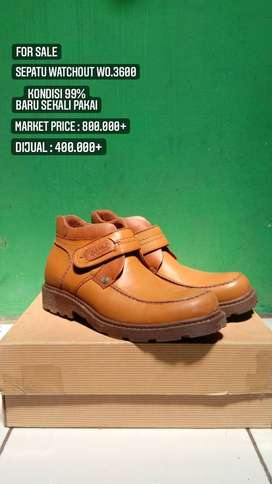 Sepatu Watchout WO.3600