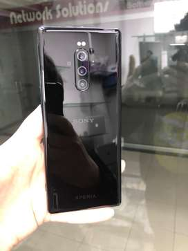 Sony Xperia 1 6gb 128gb Factory Unlocked Available Now