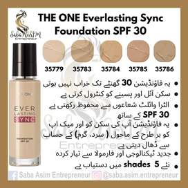 this foundation is very nice it is available in 5 colours