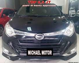 Daihatsu Sigra DP6.5 Jt R Dlx MT 2016 Murah Istimewa Tanpa Minus
