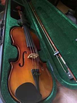 Violin / Biola sz 3/4 ( Utamakan TT dg sz 4/4)