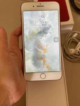 Iphone 7 max 128gb merah