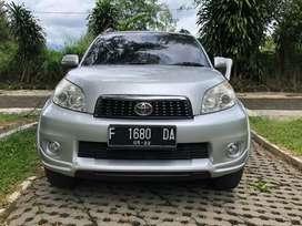 Toyota Rush AT 2012