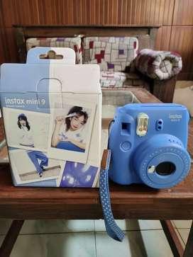 Fujifilm Instax Mini 9.Instan Camera, Kondisi BNOB