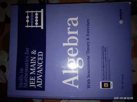 Algebra (JEE Main & Advanced) Mathematics