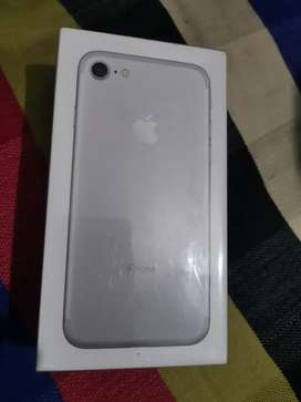 It's brand new seal pack product iPhone 7 32GB silver colour