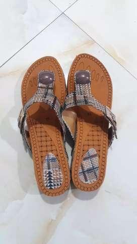 New Platform  heel chappal