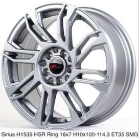 forum model SIRIUS H1535 HSR R16X7 H10X100-114,3 ET35 SMG
