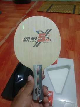 Jual peralatan tenis meja / ping pong ( yinhe , palio , dhs , dawei )