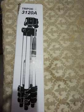 Tripod 3120A fully new not used