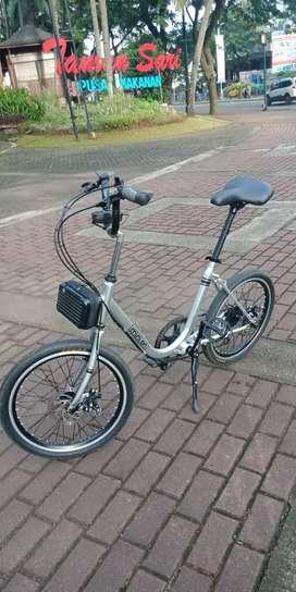 Di jual Sepeda miniion