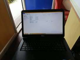 Dell laptop in excellent condition