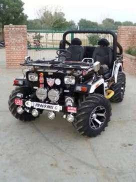 Jeep plus mileage features