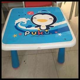 Meja puku fantastic table small 5208 anti slip