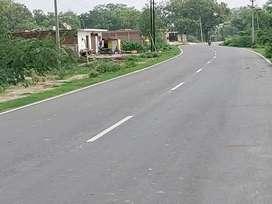 Shukla Ganj Magarwara  plotting near market company and factory area