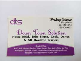 15 females required urgently for Cook, Nanny , Maids live in 24 hrs