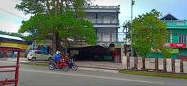 Disewakan Ruko Pinggir Jalan Syarifuddin Yoes 3 Lantai