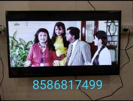 Smart Sony Android LED TV 40 inch 【YouTube】 working