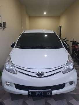 Dijual Mobil All New Avanza Tahun 2012, Type E berasa G