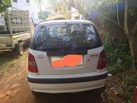 Hyundai Santro 2004 Petrol Well Maintained.