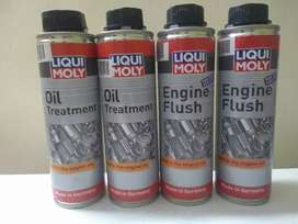 Luqui Molly engine flush & Oil treatment