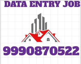 Data Entry Job 4500 To 8000 Weekly Payment Home Based Typing Job