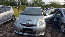 Toyota yaris Thn 2011 type S limited A/T