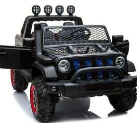Mainan Anak Mobil Aki JEEP MIGHTY Jumbo