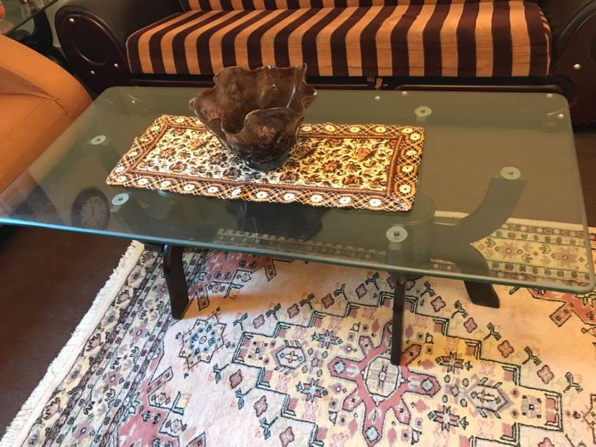 Glass top Center Table 0
