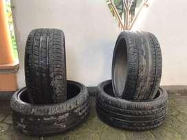 Pirelli P Zero R20 dan Falken Azenis R20