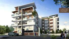 2 BHK FLAT FOR RENT, 12,000 PER MONTH, SILVER GATE AREA, KULSHEKAR