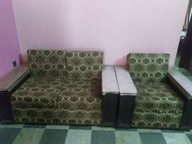 Sofa Set (5 Seater)