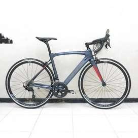 Sepeda roadbike size 52,PACIFIC PRIMUM 5.0, 14 JT nego, bagus ,mulus