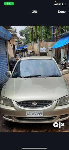 Hyundai Accent 2002 CNG & Hybrids Well Maintained